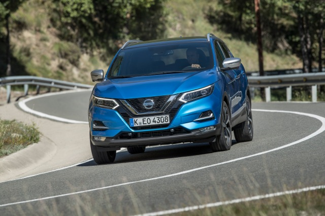 QASHQAI - New HR13 Engine - Dynamic Blue 1-source