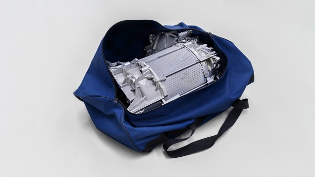 More than 200 horses in a sports bag – the electric drive in t
