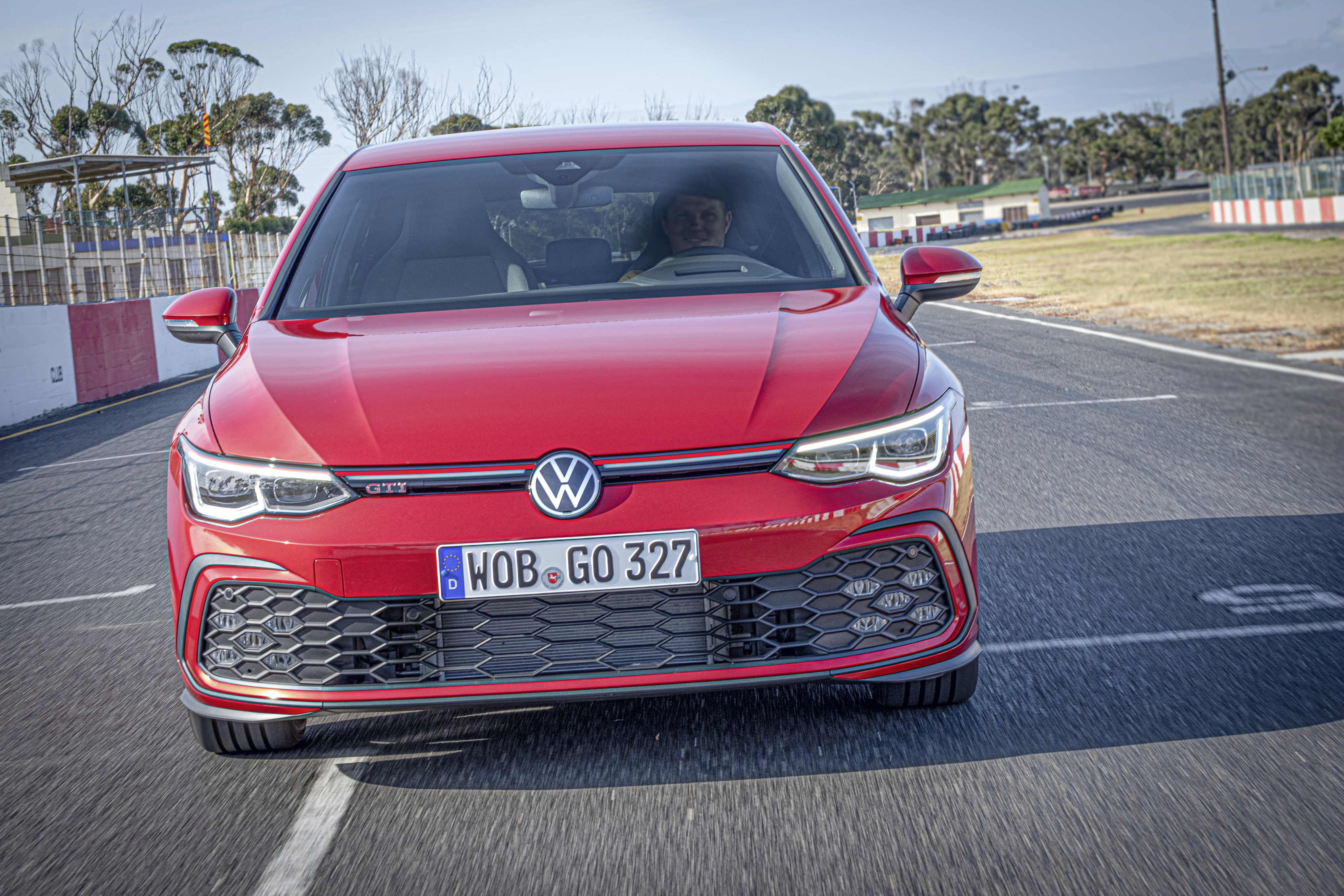 The new Volkswagen GTI