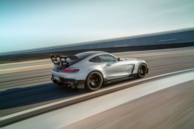 Die absolute Spitze der GT-Familie: Der neue Mercedes-AMG GT Black SeriesThe absolute pinnacle of the AMG GT family: The new Mercedes-AMG GT Black Series