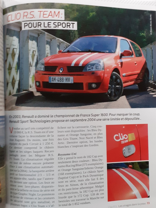 Renault RS 5