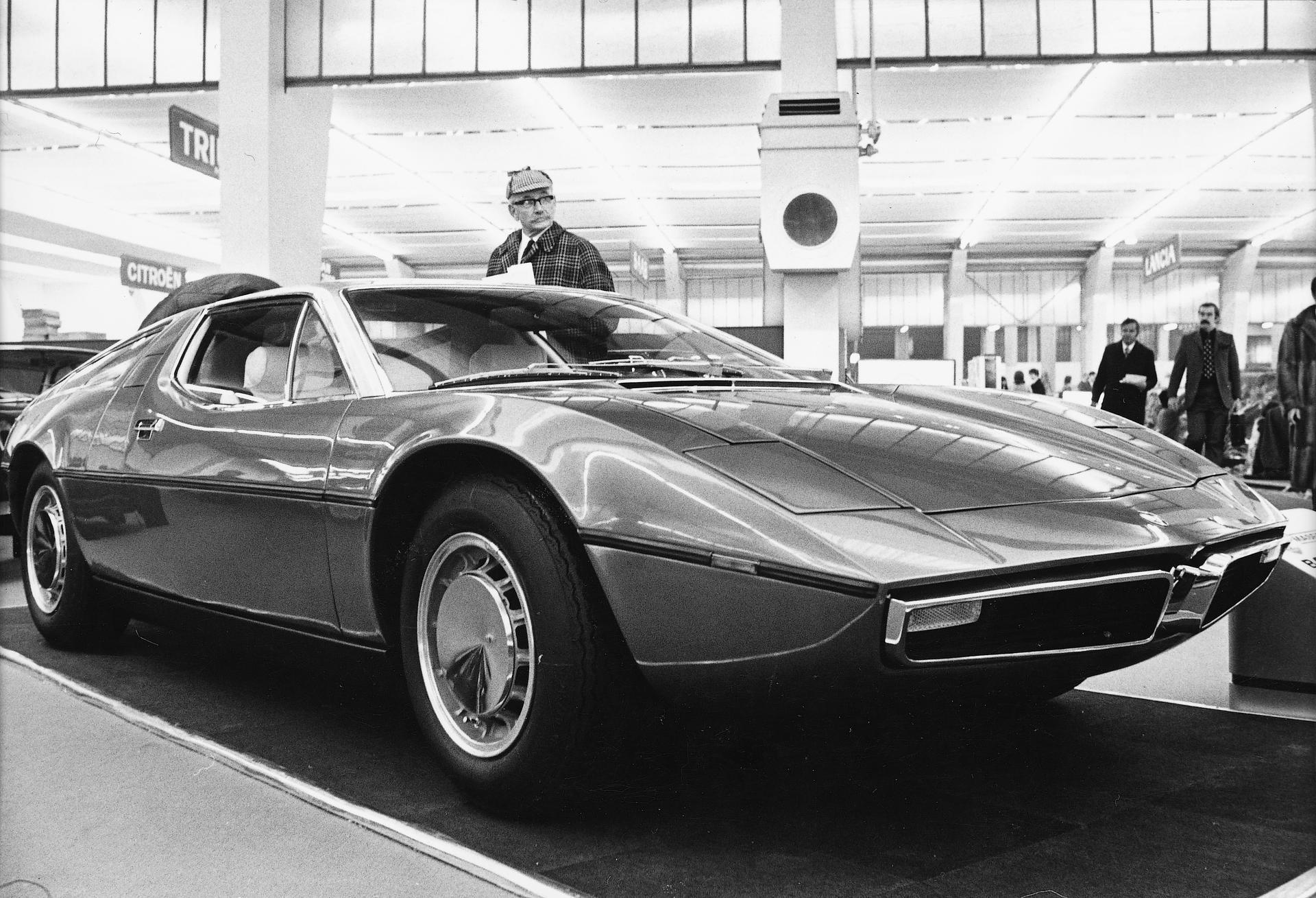 07_Maserati_Bora @Geneva Motor Show 1971