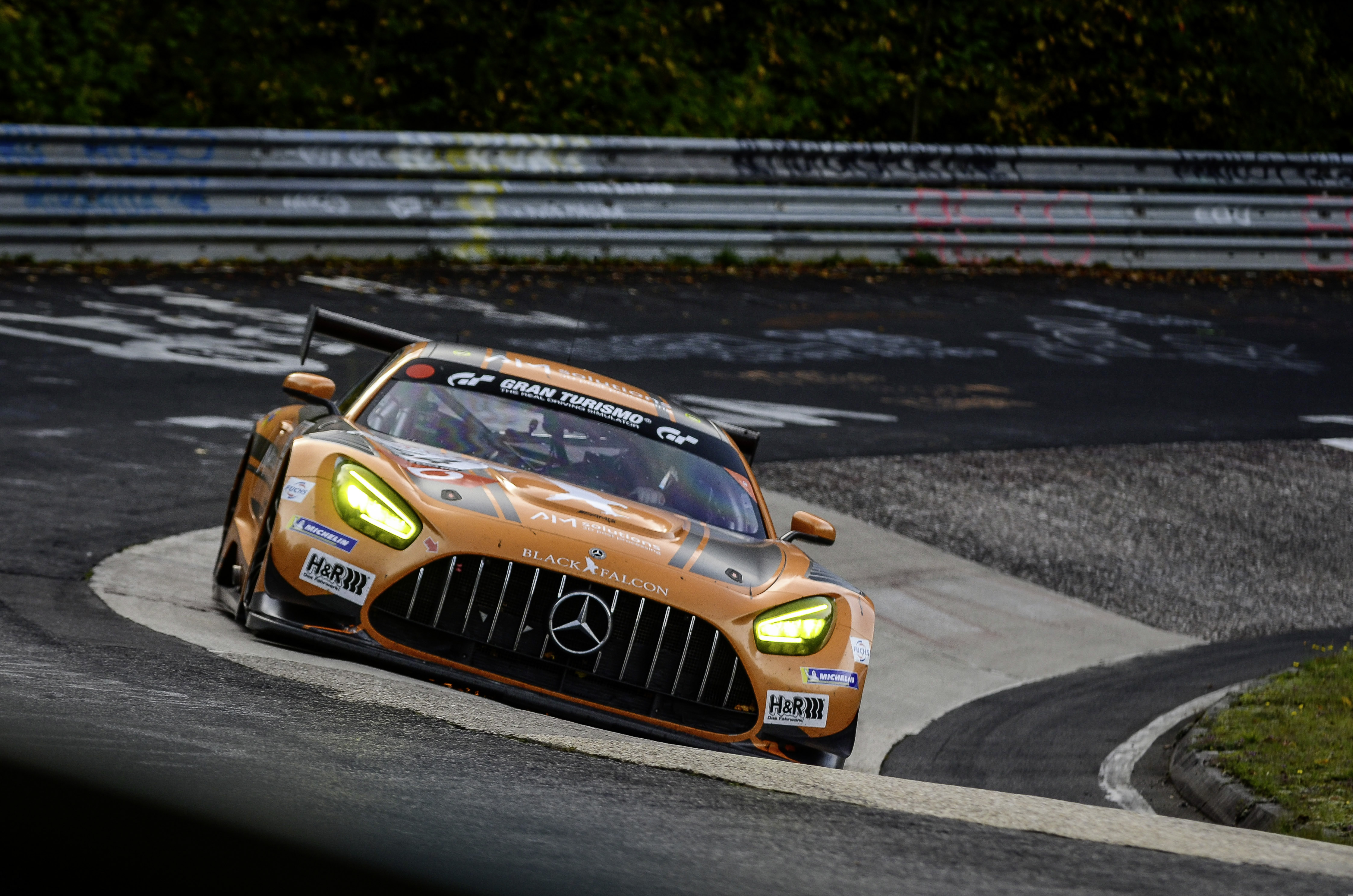 Zehn Jahre Mercedes-AMG Customer Racing: GT-Erfolge made in Affalterbach  null