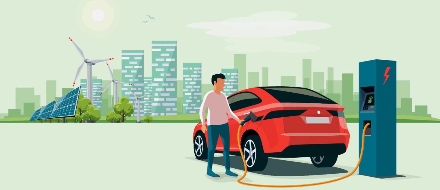 electric-car-illustration