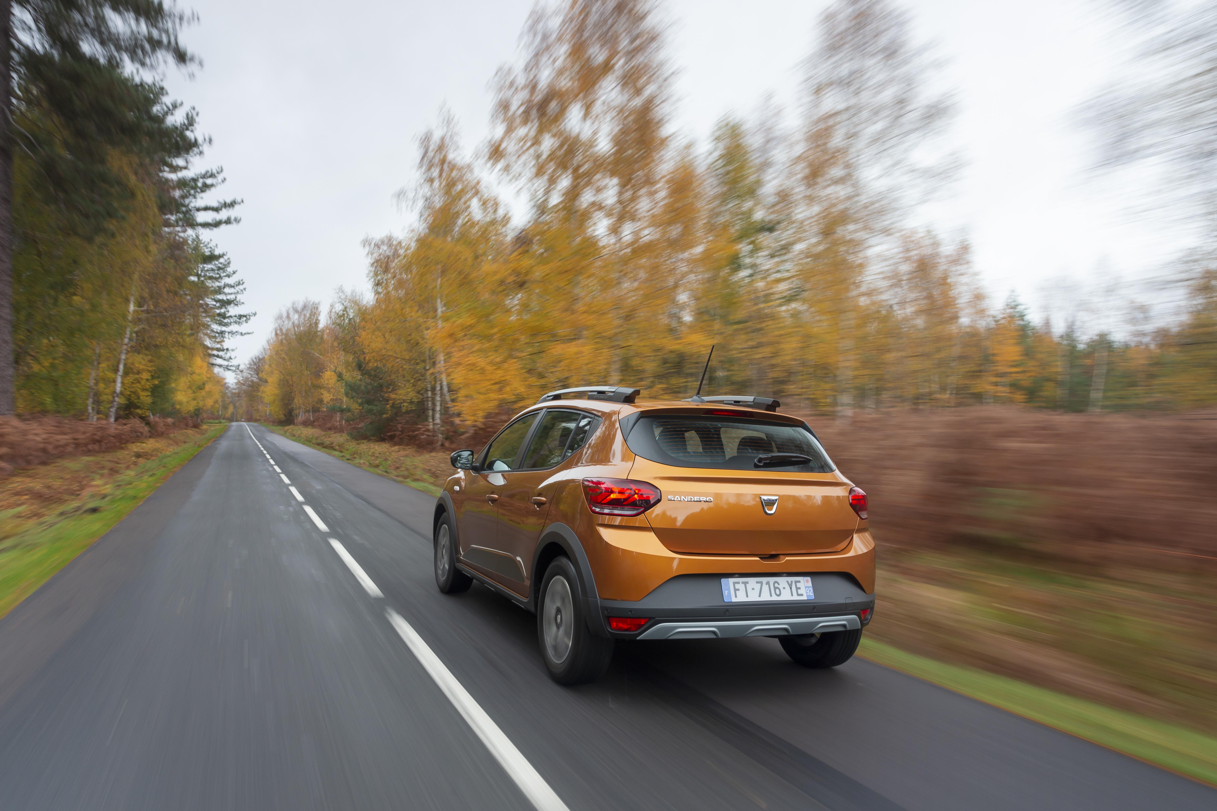 2020 - Essais presse Nouvelle Dacia SANDERO STEPWAY (1)