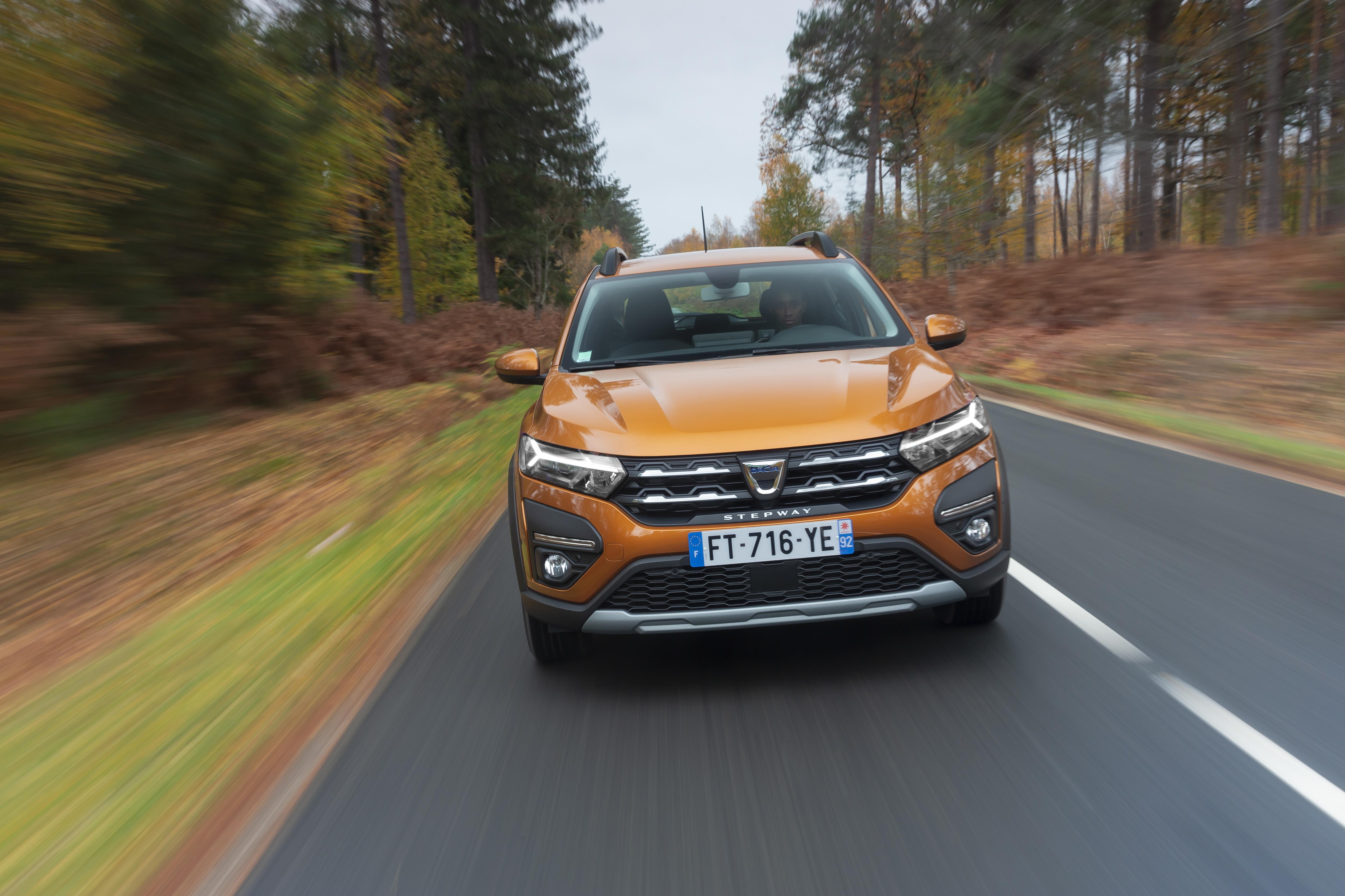 2020 - Essais presse Nouvelle Dacia SANDERO STEPWAY (8)