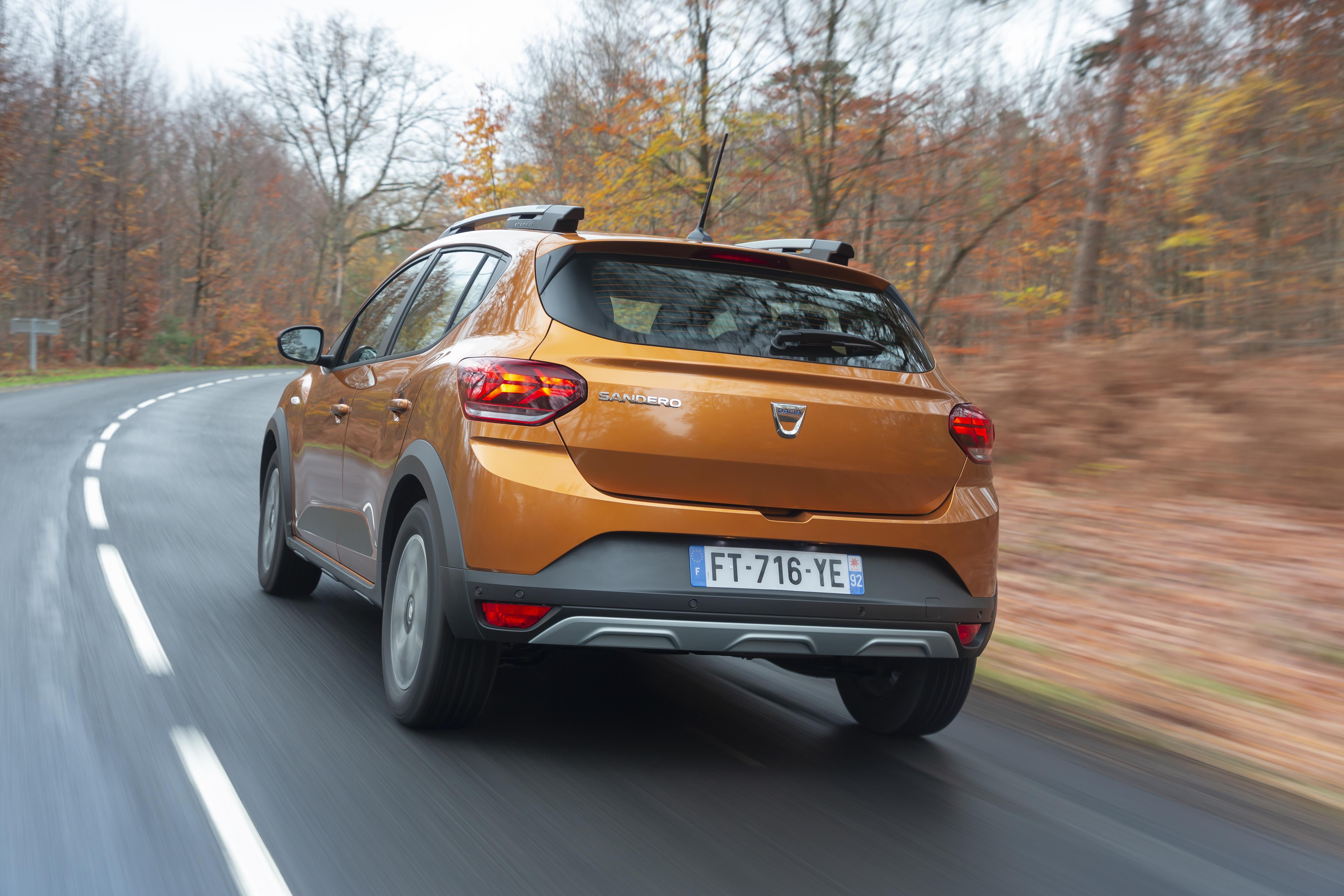 2020 - Essais presse Nouvelle Dacia SANDERO STEPWAY (9)