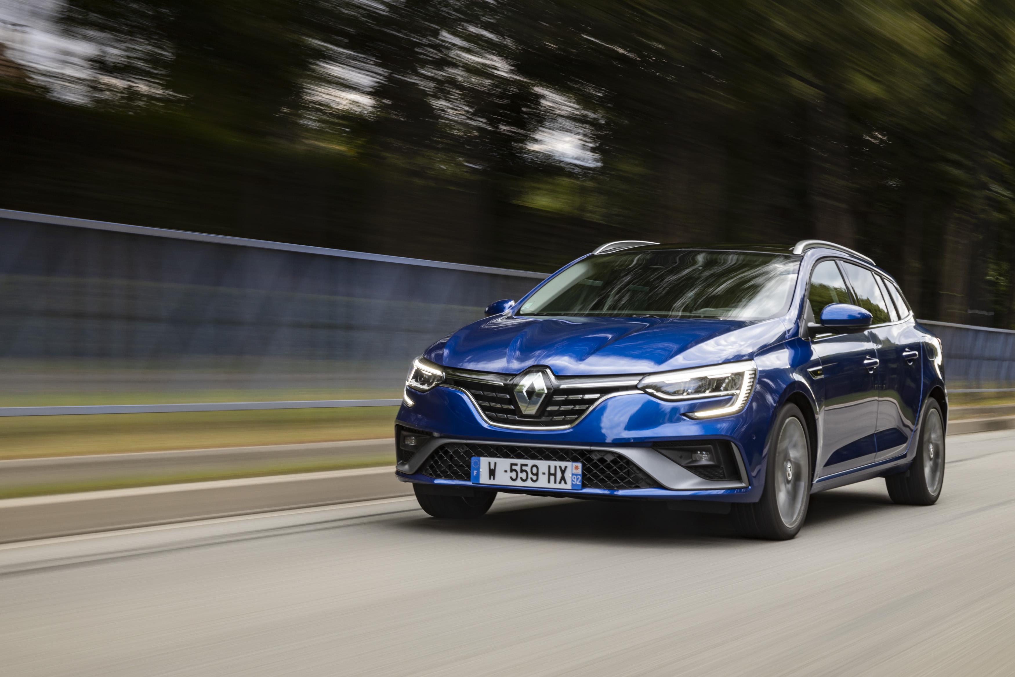 2020 - Essais Presse Nouvelle Renault MEGANE E-TECH plug-in