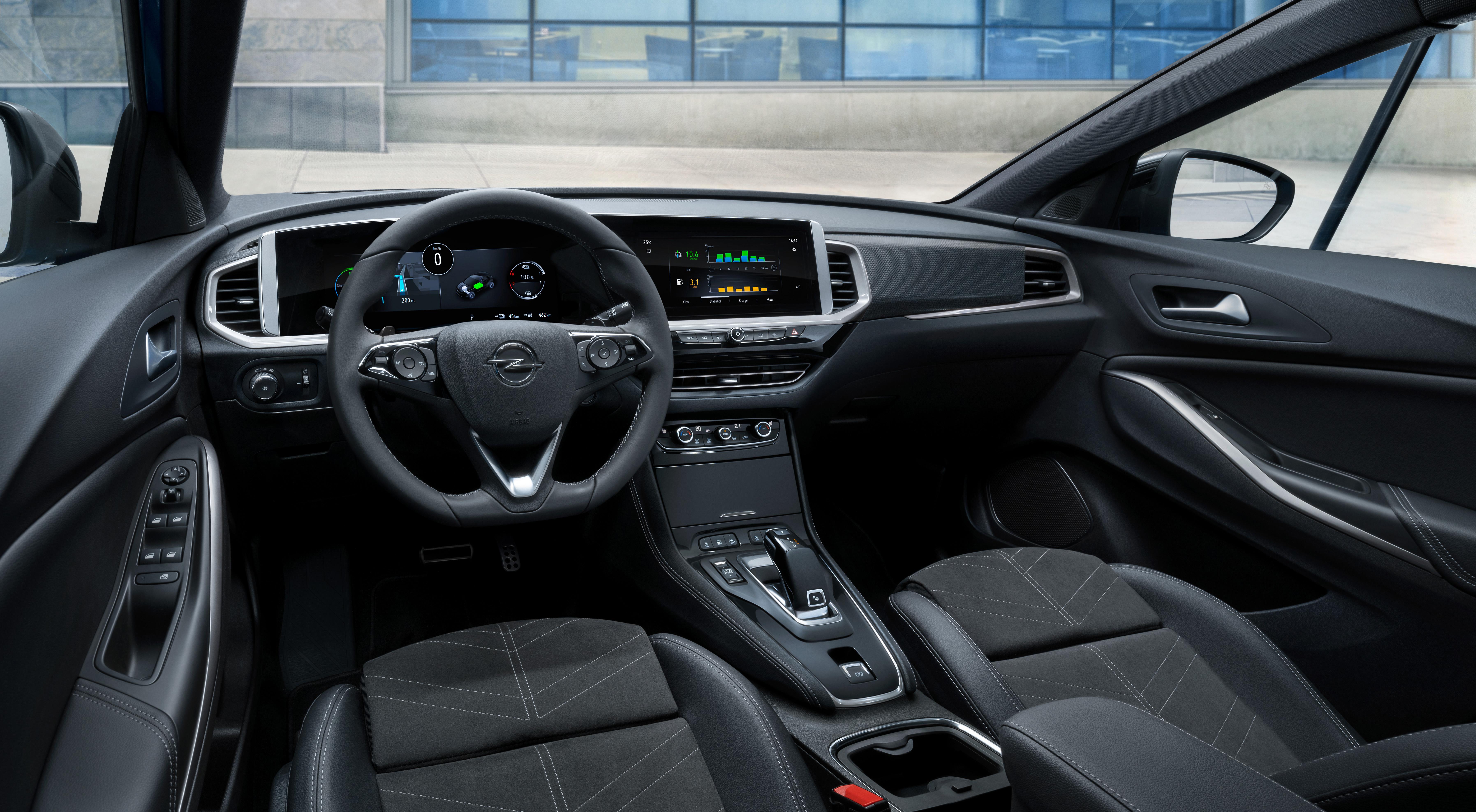 Opel Grandland Hybrid4 (2021)