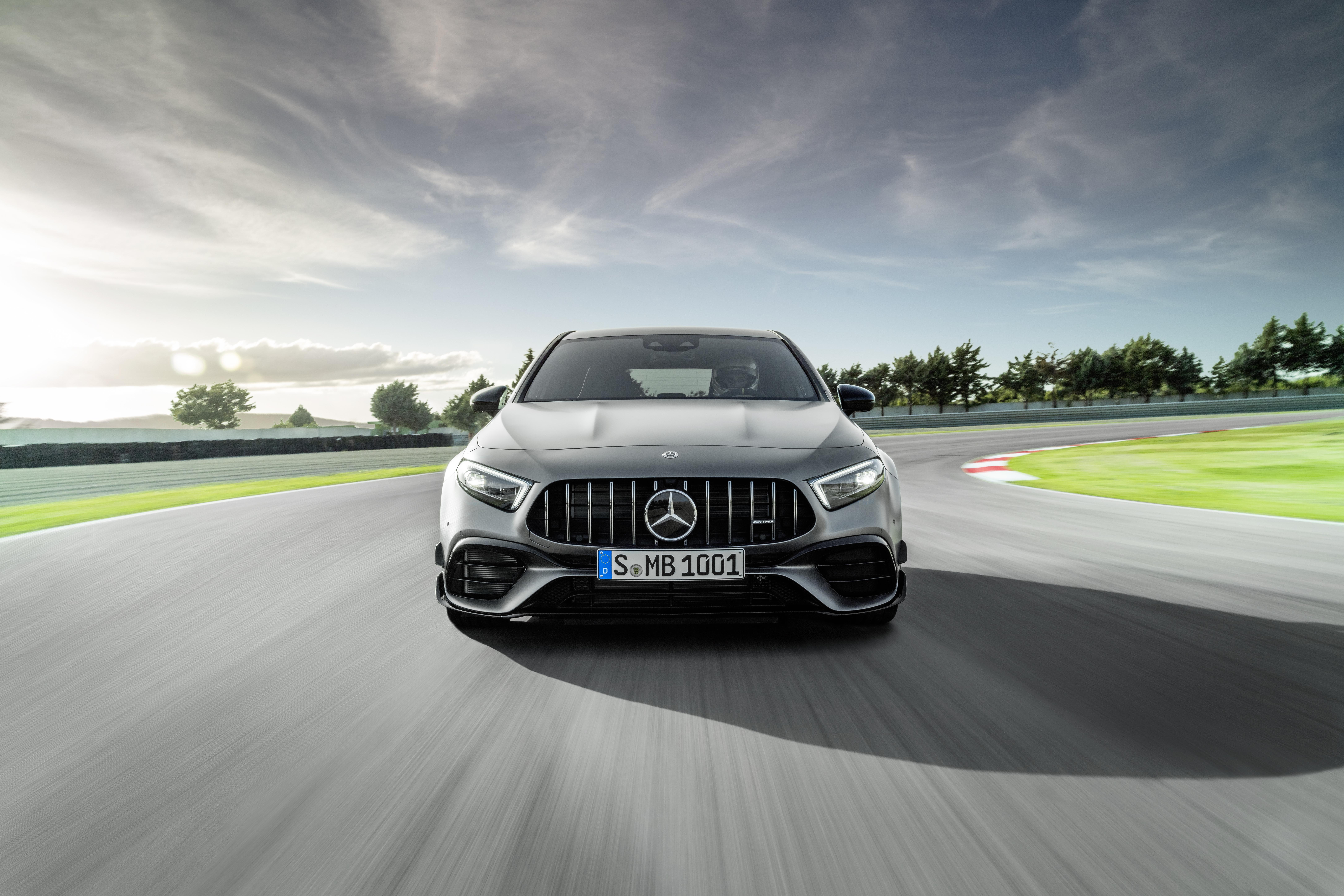Mercedes-AMG A 45 S 4MATIC+ (2019)  Mercedes-AMG A 45 S 4MATIC+ (2019)